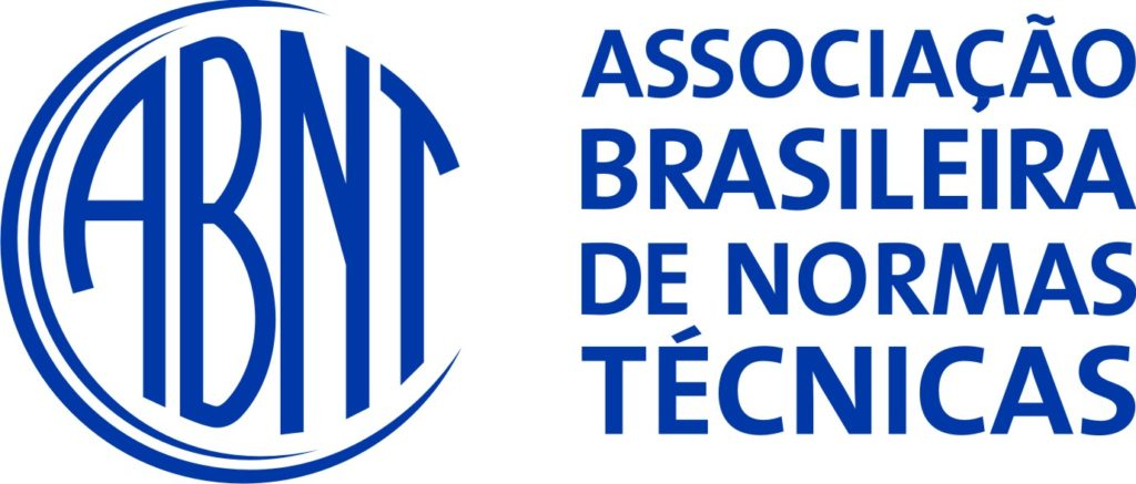 Imagem da logo marca ABNT - Associaçâo Brasileira de Normas Tecnicas