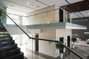 Imagem de guarda corpo de vidro Perfect Glass